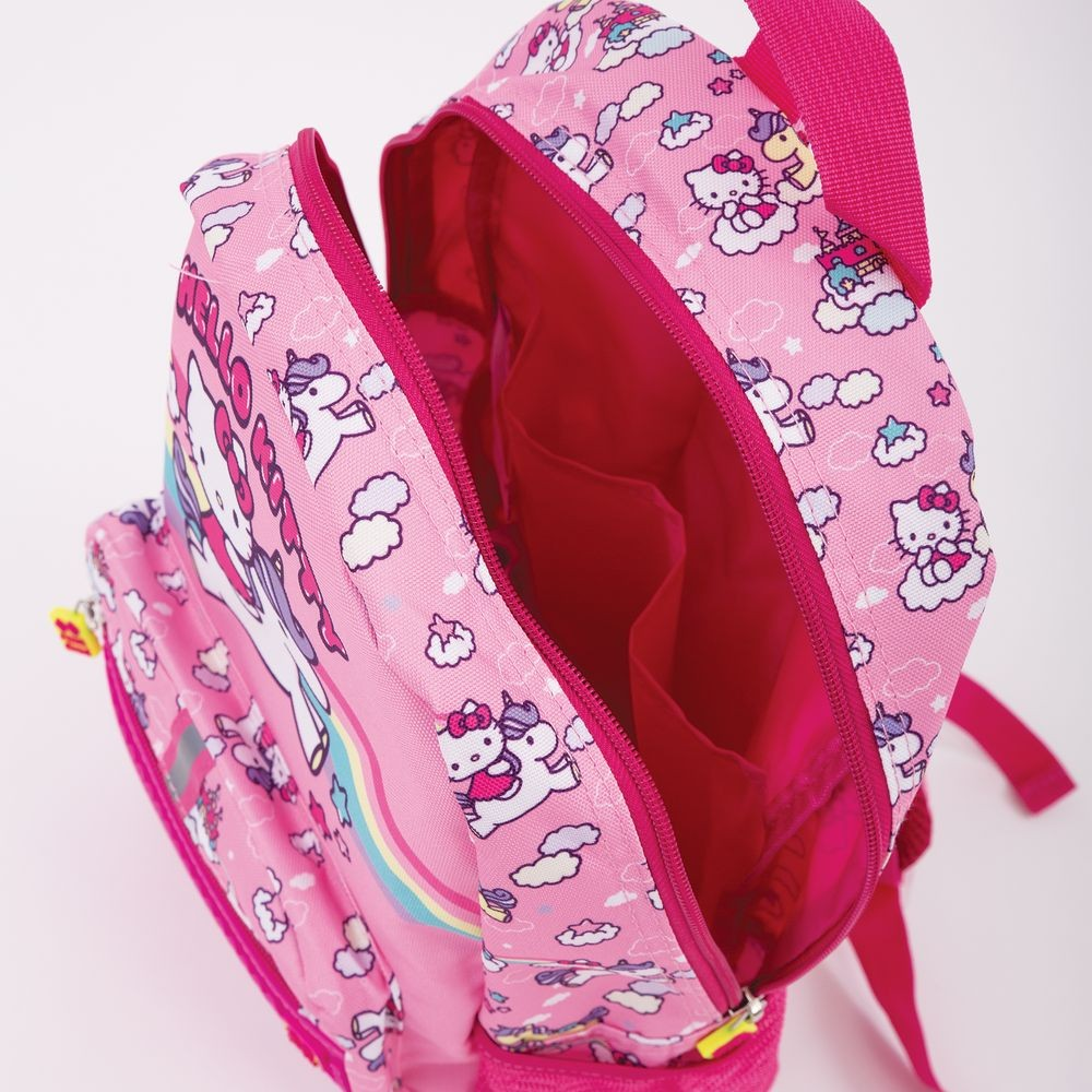 fd9ba55e9 ... FREE Creative pixelated children's backpack Hello Kitty - unicorn  PXB-18-88 with bracelet ...