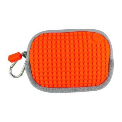 PIXELBAGS creative pixel purse orange B006