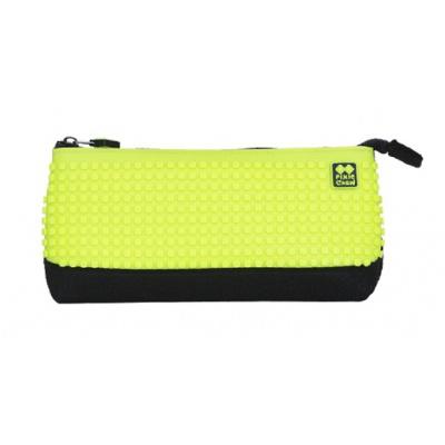 Creative school pixel pencil case green/black PXA-01-L05