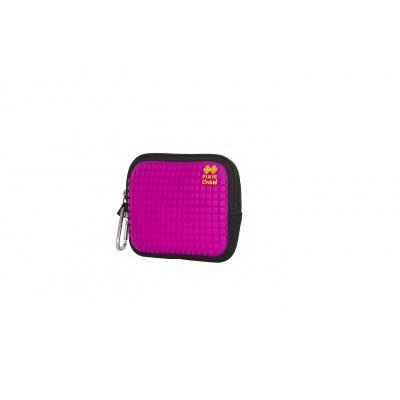 PIXIE CREW creative pixel purse multi-colour mosaic PXA-08-05