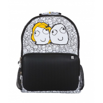 Freetime creative pixelated backpack DERPINA PBX-02