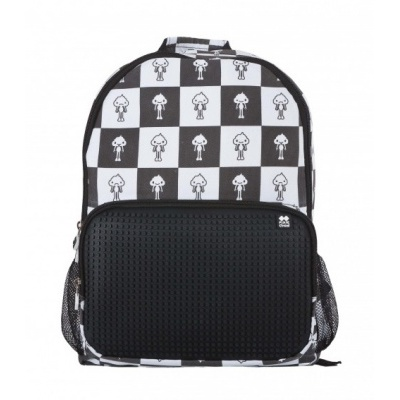 Freetime creative pixelated backpack KAKI PBX-02