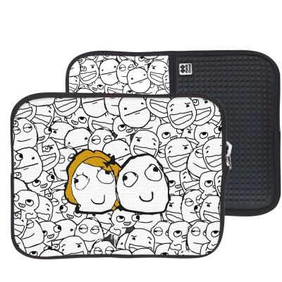 Creative pixelated tablet case DERPINA PXT-08