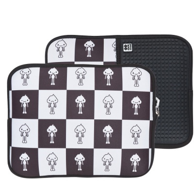 Creative pixelated tablet case KAKI PIXIE CREW PXT-08