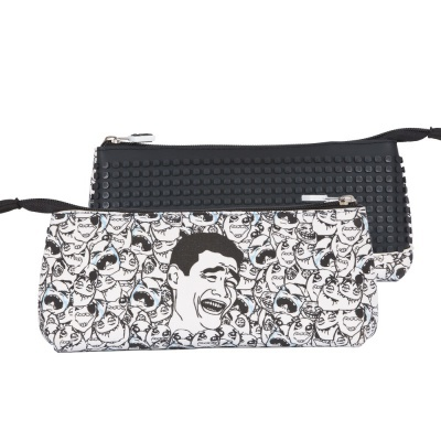 Creative pixelated school pencil case YAOMING PXA-02