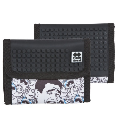 Creative pixelated purse PIXIE CREW YAOMING PXA-10