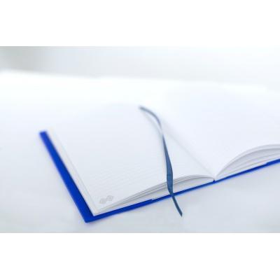 Creative pixelated diary with purple alphabet case PXN-07
