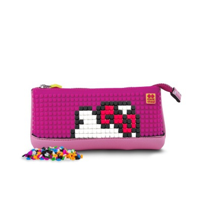 Creative school pixel pencil case Hello Kitty - unicorn PXA-02-88