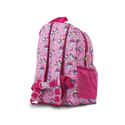 Creative pixelated children's backpack Hello Kitty - unicorn PXB-18-88 with bracelet FREE