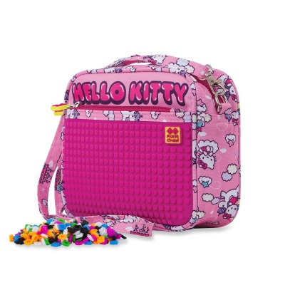 Creative pixelated shoulder bag Hello Kitty unicorn PXB-09-88