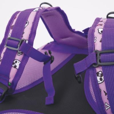 Creative school pixel backpack Hello Kitty purple PXB-06-89