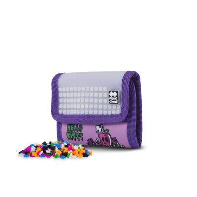PIXIE CREW creative pixel wallet Hello Kitty purple PXA-10-89