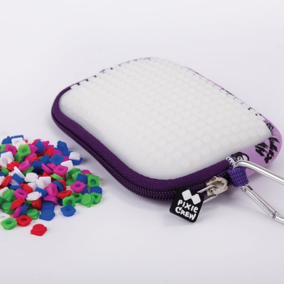 PIXIE CREW creative pixel purse Hello Kitty purple PXA-08-89
