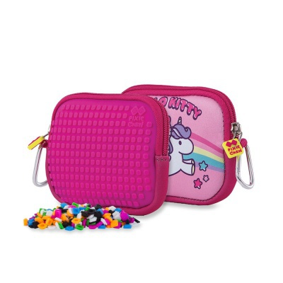 PIXIE CREW creative pixel purse Hello Kitty - unicorn PXA-08-88