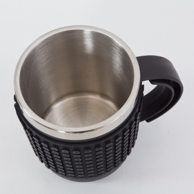 Creative pixelated cup black PXN-02-24
