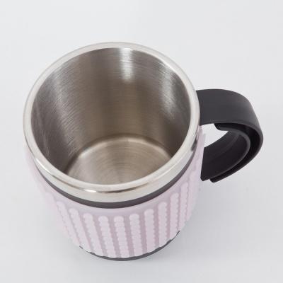 Creative pixelated cup phosphorescent grey PXN-02-98