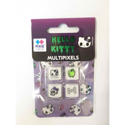 Multipixels Hello Kitty - skull