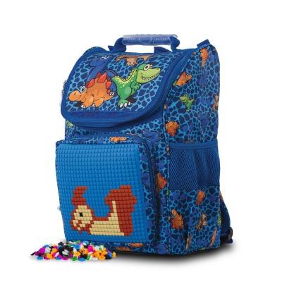 SET School bag + penal Dino PXB-22-90 SET
