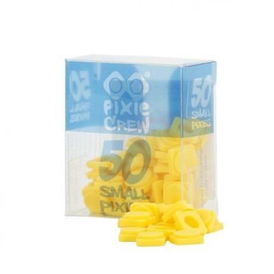 PIXIE CREW small pixel points yellow PXP-01-04