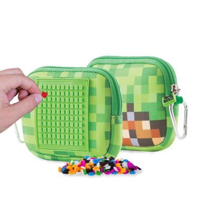 Creative pixelated mini bag PIXIE CREW Adventure PXA-08-83