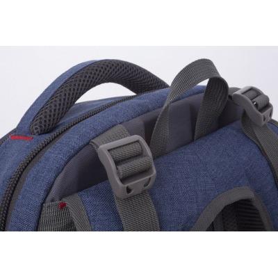 Creative school pixel backpack blue PXB-05-E24