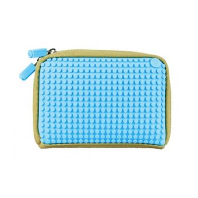 PIXELBAGS creative pixel handbag blue B001